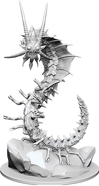 Dungeons & Dragons Nolzur`s Marvelous Unpainted Miniatures: W6 Adult Remorhaz