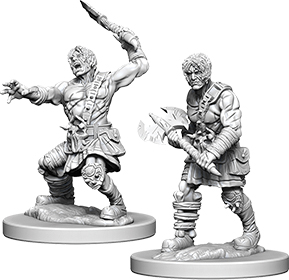 Dungeons & Dragons Nolzur`s Marvelous Unpainted Miniatures: W6 Nameless One