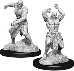 Dungeons & Dragons Nolzur`s Marvelous Unpainted Miniatures: W6 Flesh Golem