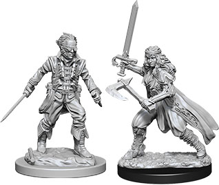 Dungeons & Dragons Nolzur`s Marvelous Unpainted Miniatures: W8 Vampire Hunters