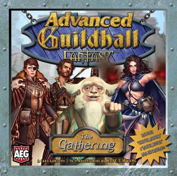 Guildhall Fantasy Advanced: The Gathering