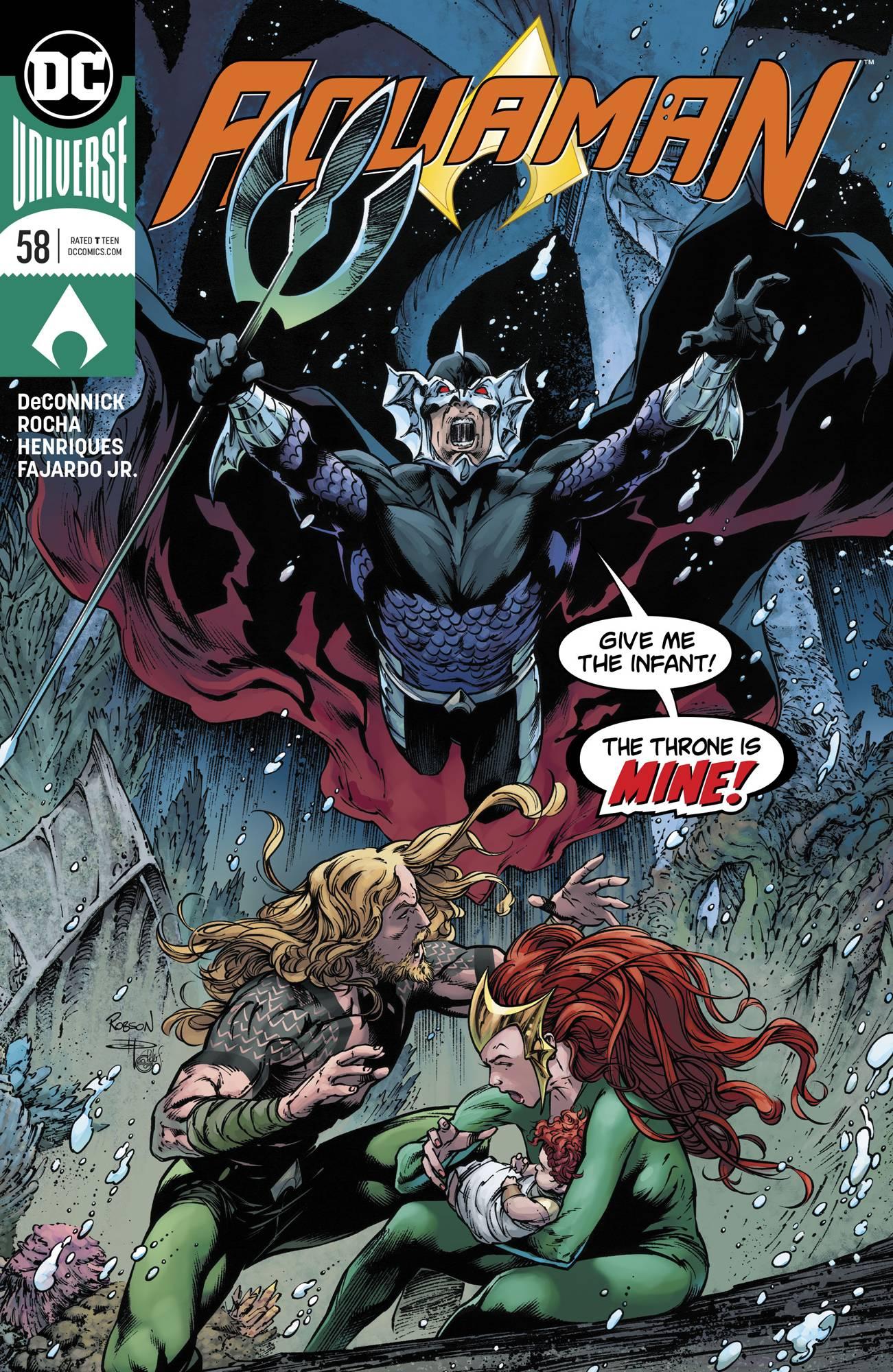 Aquaman #58