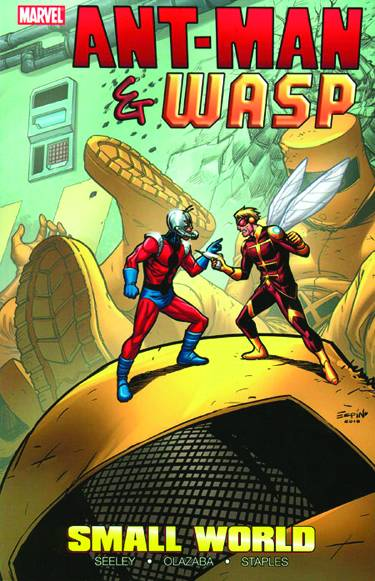 Ant-Man & Wasp: Small World PB GN