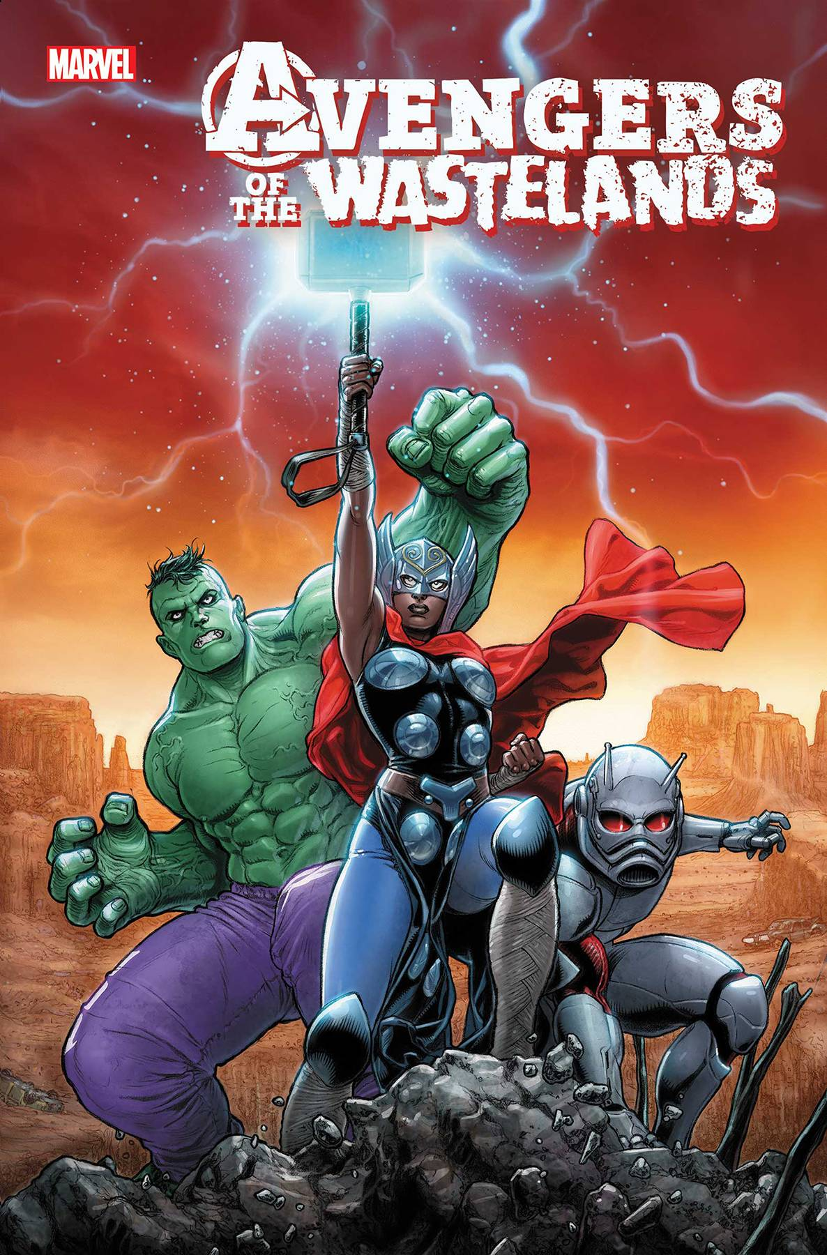 Avengers of the Wasteland #1