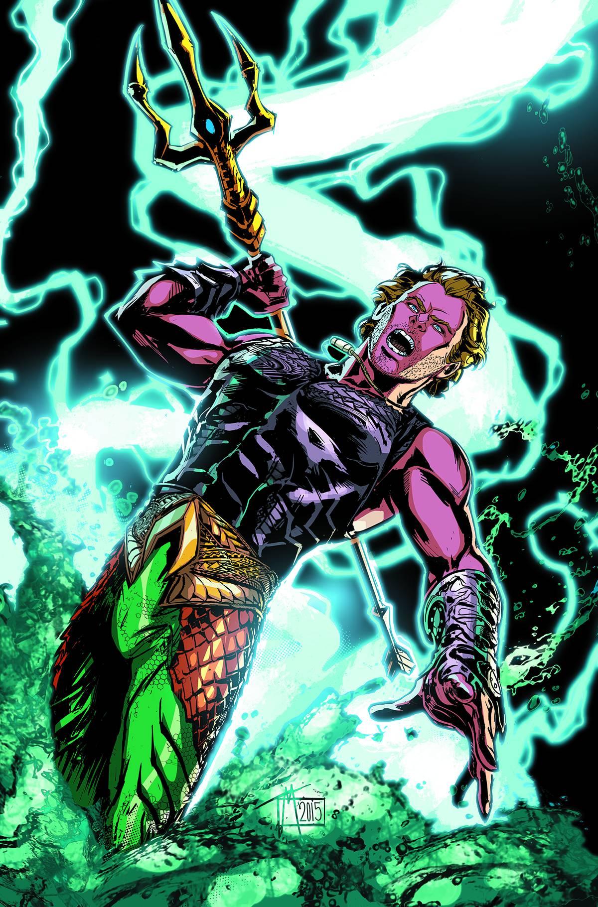 Aquaman HC Vol. 7 Exiled