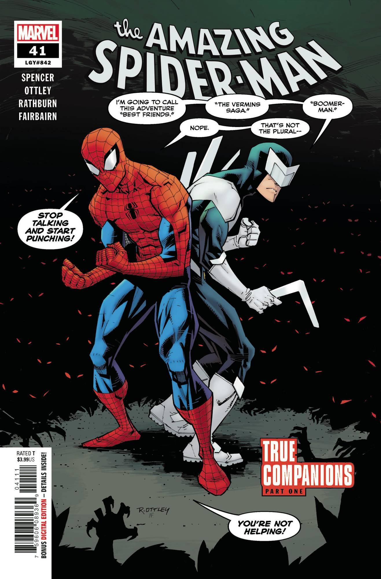 Amazing Spider-Man #41