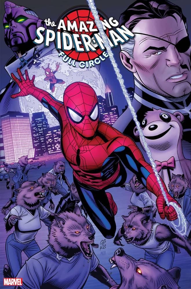 Amazing Spider-Man Full Circle #1 Sprouse Var