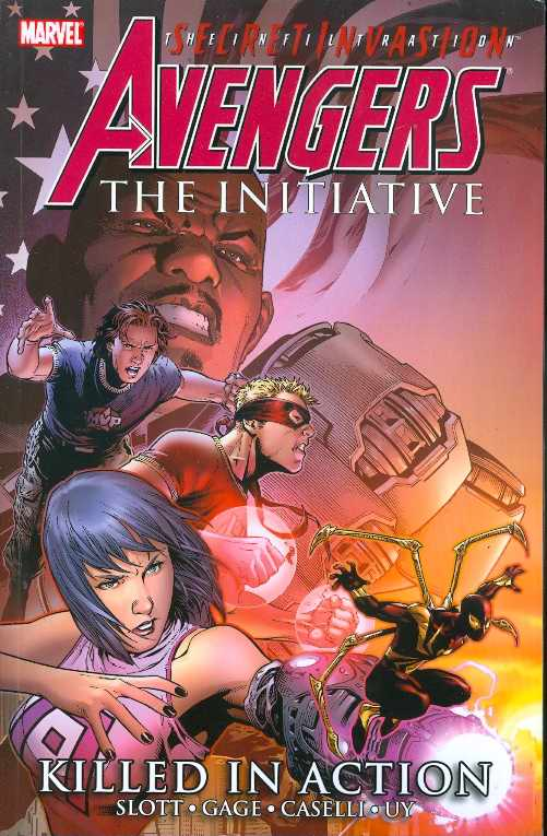 Avengers Initiative TP Vol. 2 Killed in Action