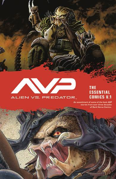Aliens vs Predator Essential Comics TP Vol. 1