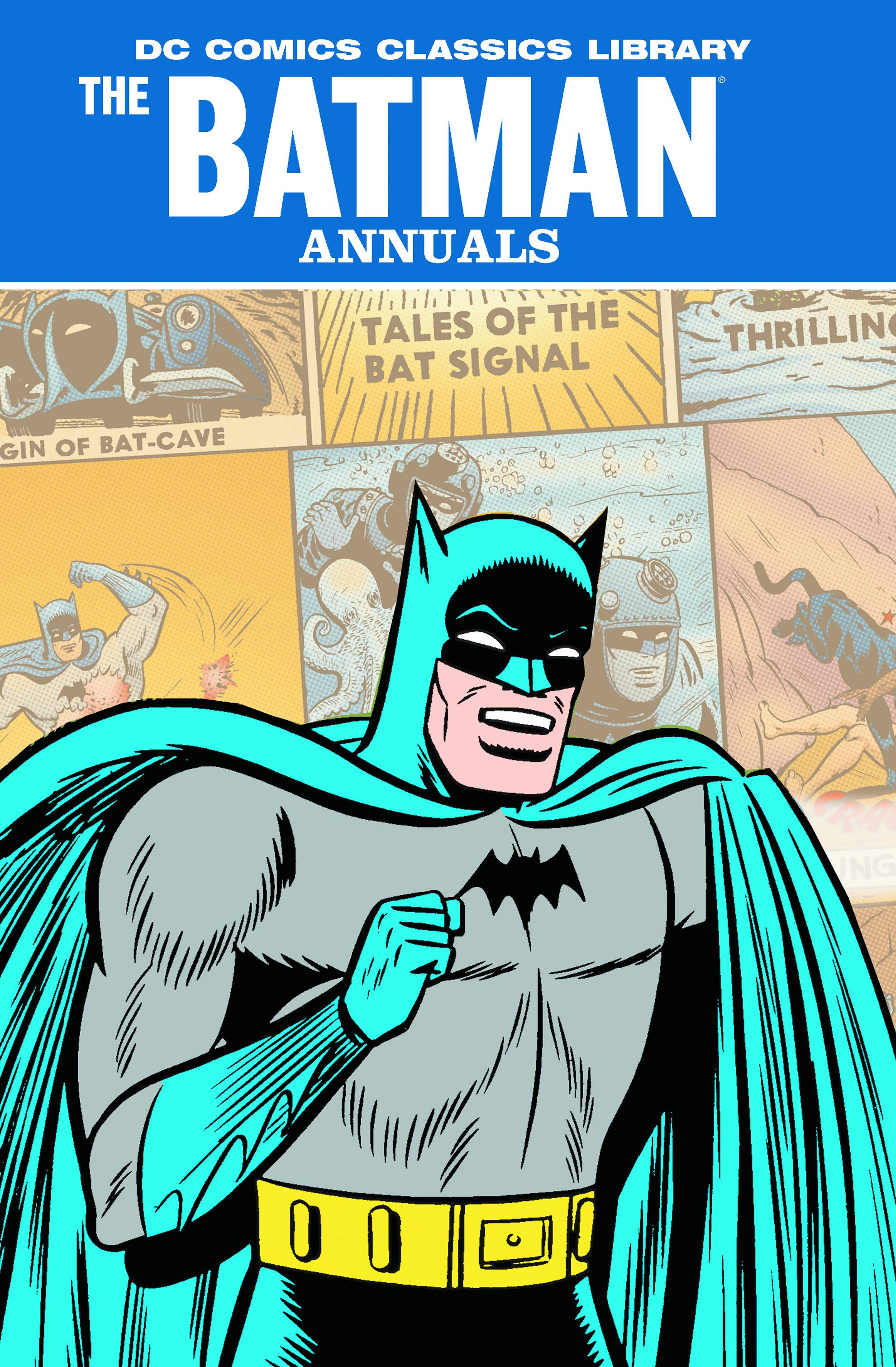 DC Library Batman the Annuals HC Vol. 2