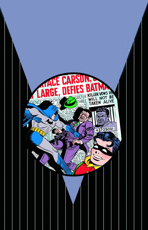 Batman the Dark Knight Archives HC Vol 8