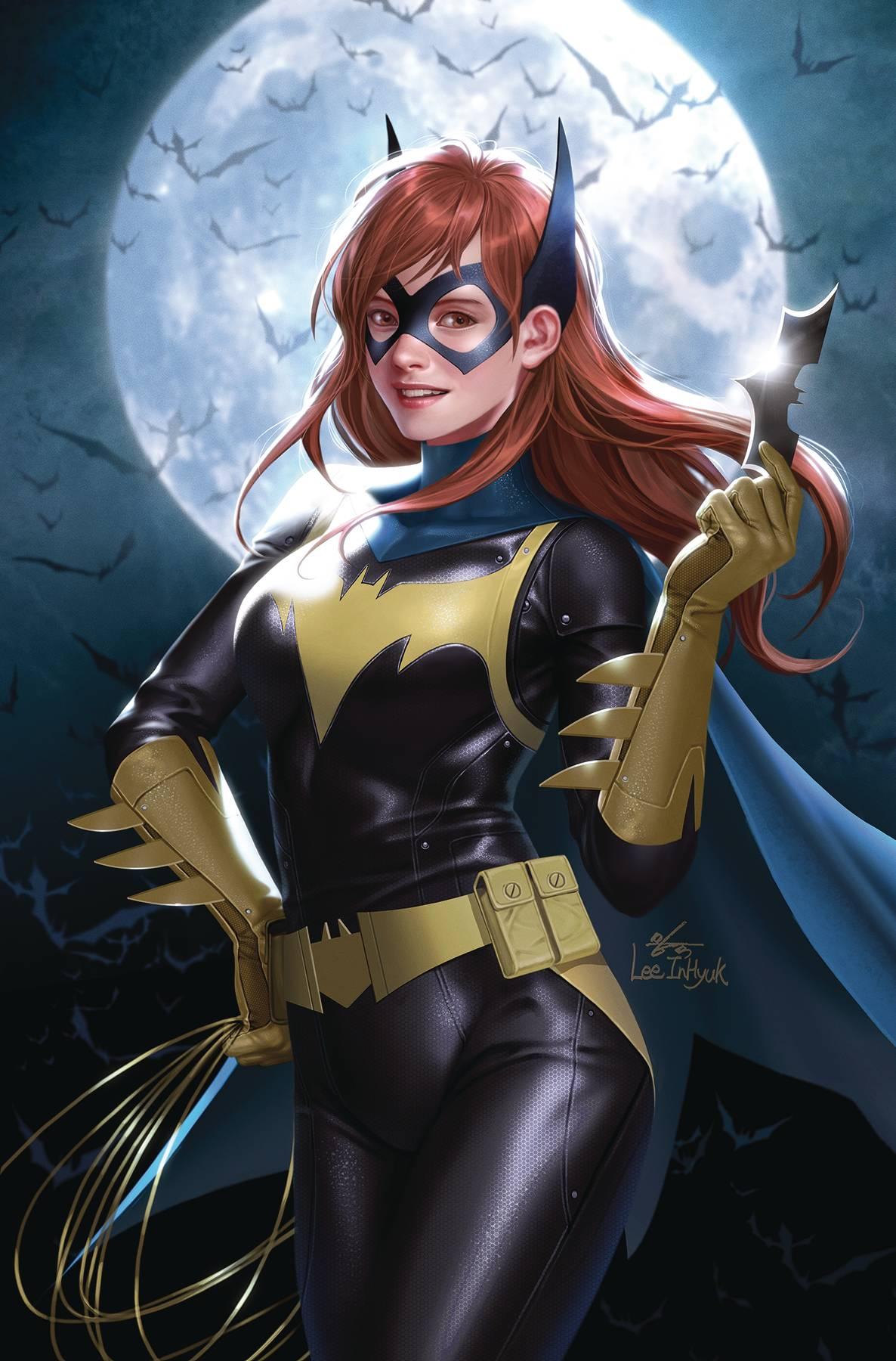 Batgirl #46 Inhyuk Lee Var Ed