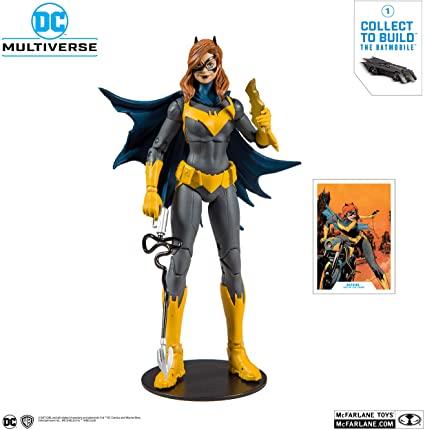 "McFarlane Toys DC Multiverse Batgirl 7"" Deluxe Figure"