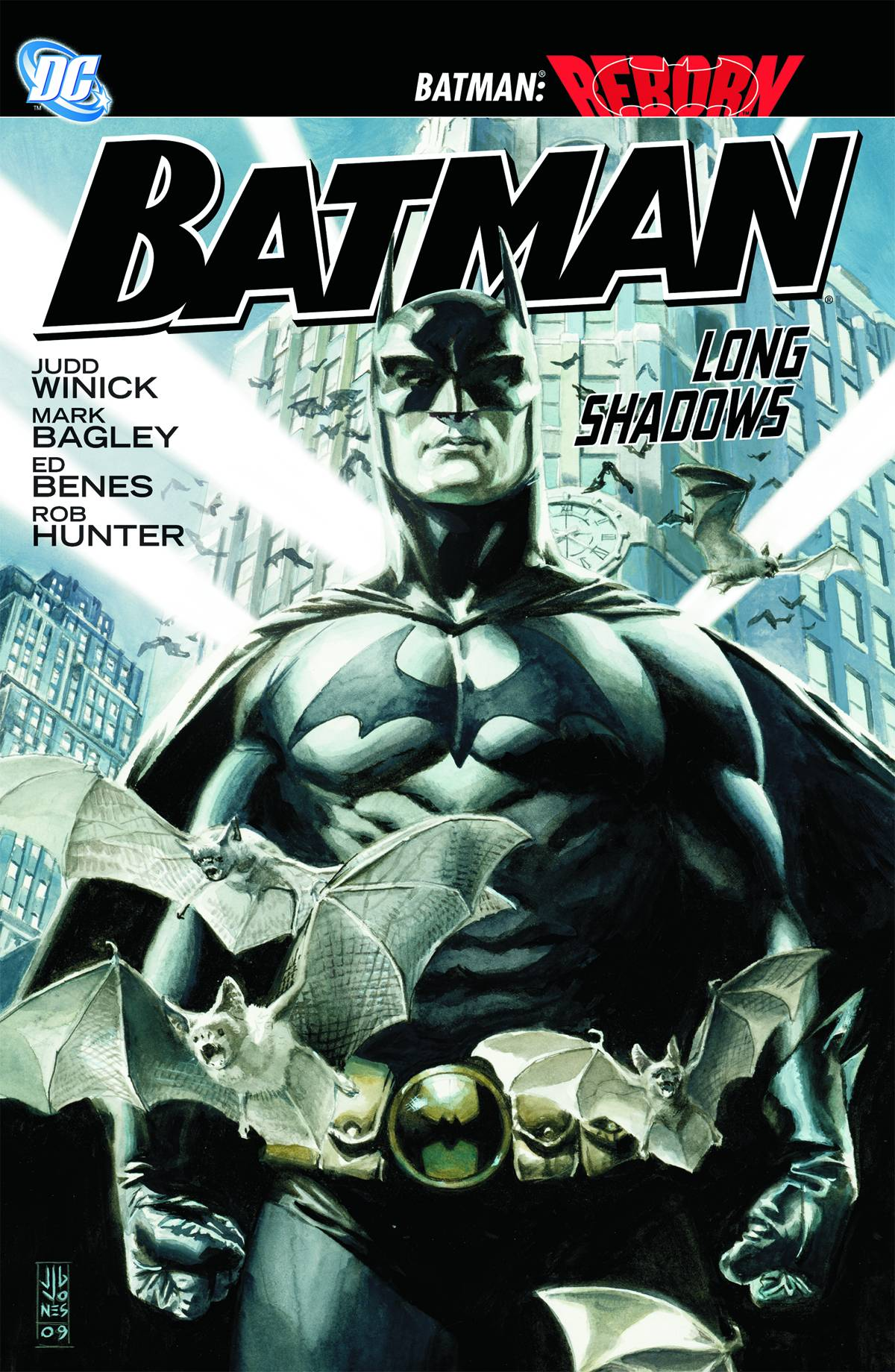 Batman: Long Shadows PB GN