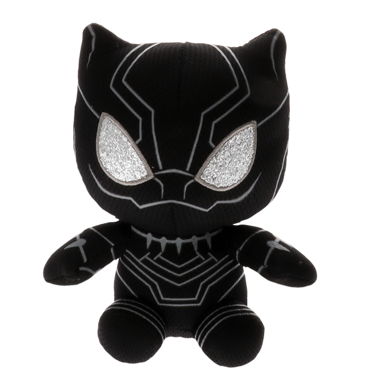 Ty Black Panther Plush