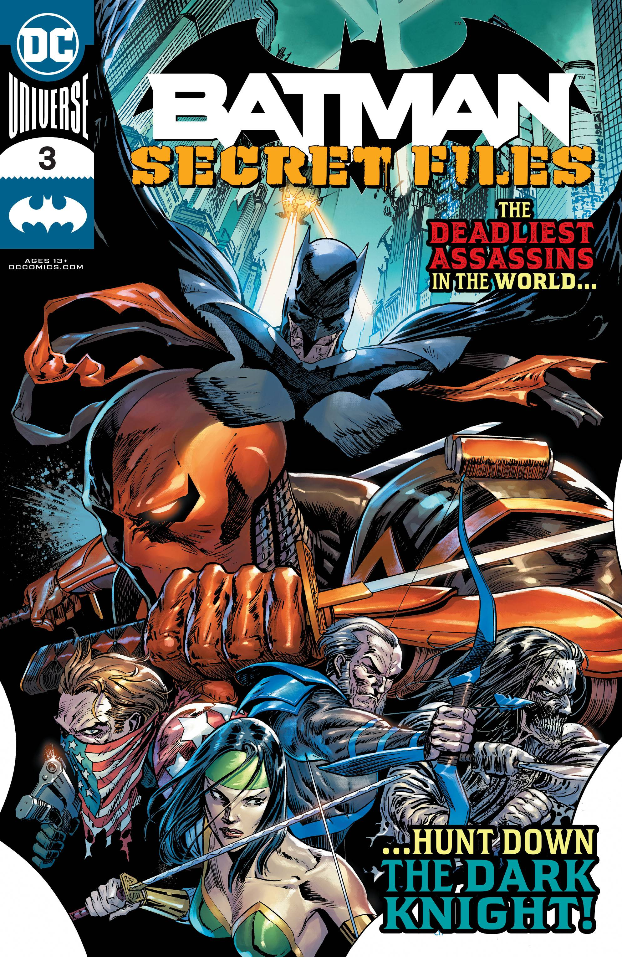 Batman Secret Files #3