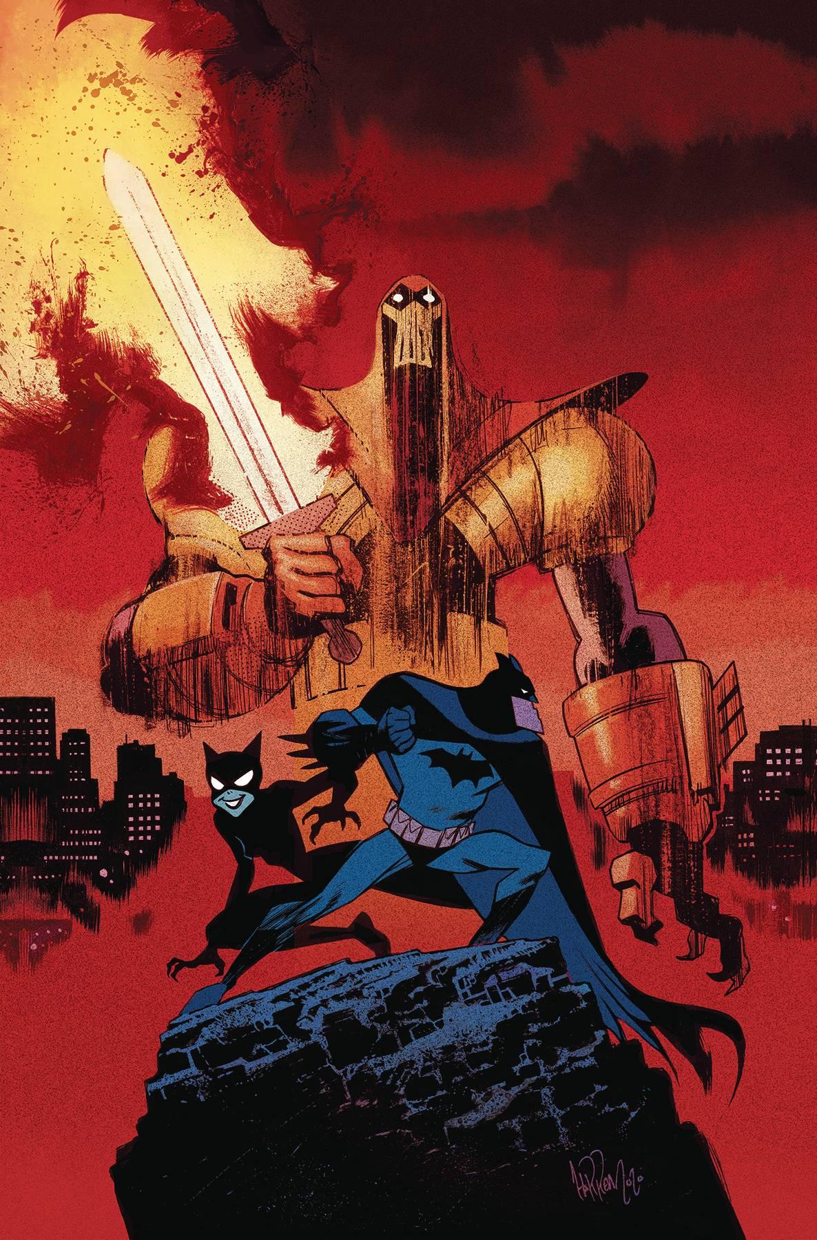 Batman The Adventure Continues #4