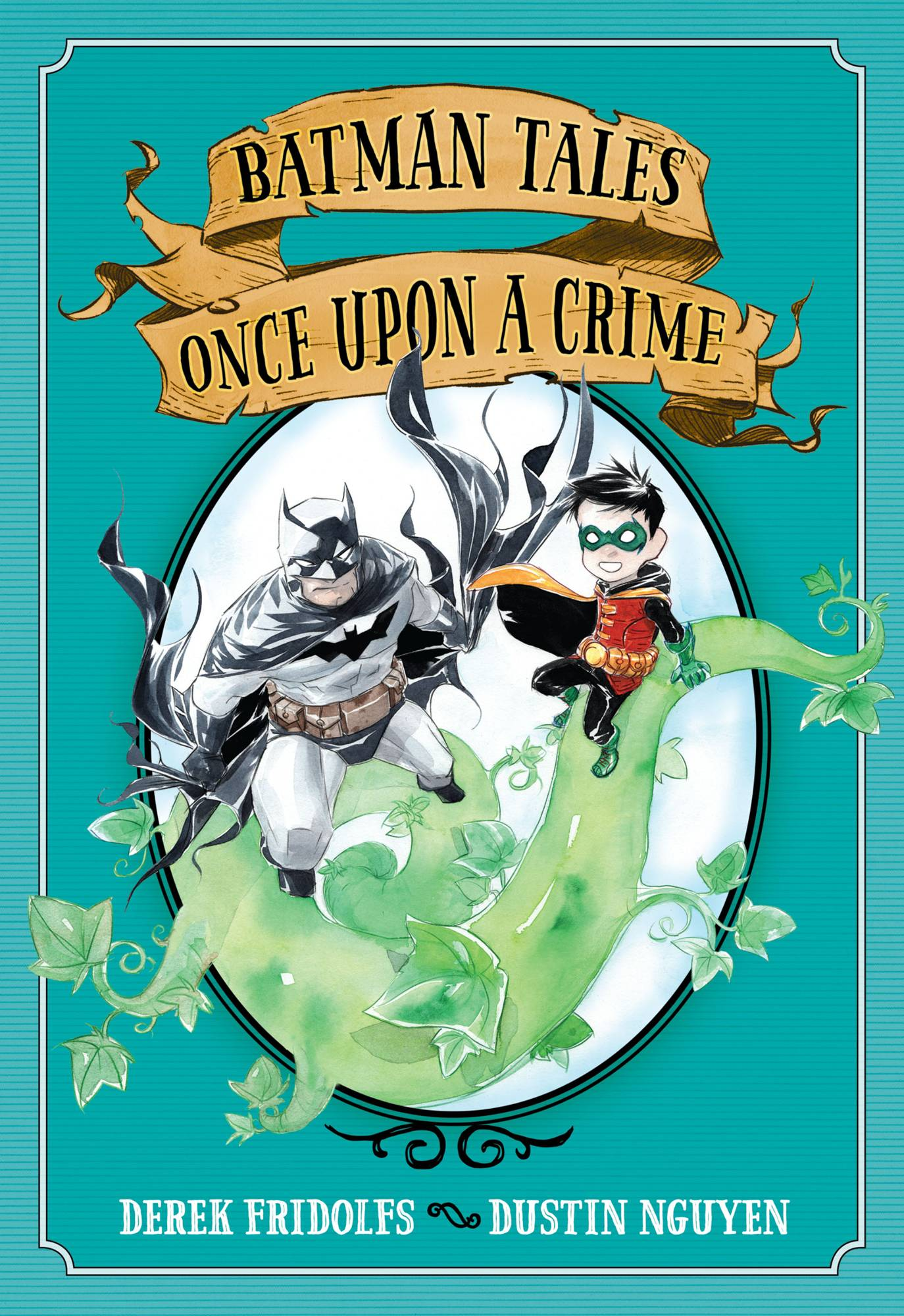 Batman Once Upon a Crime TP