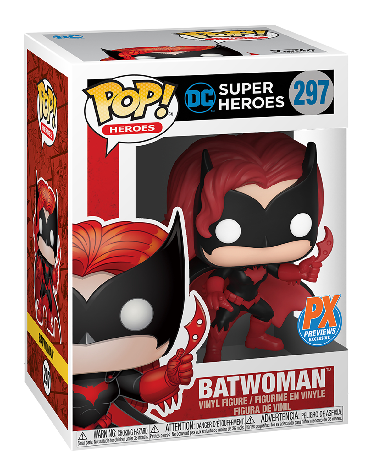 Funko Pop Previews Exclusive Batwoman