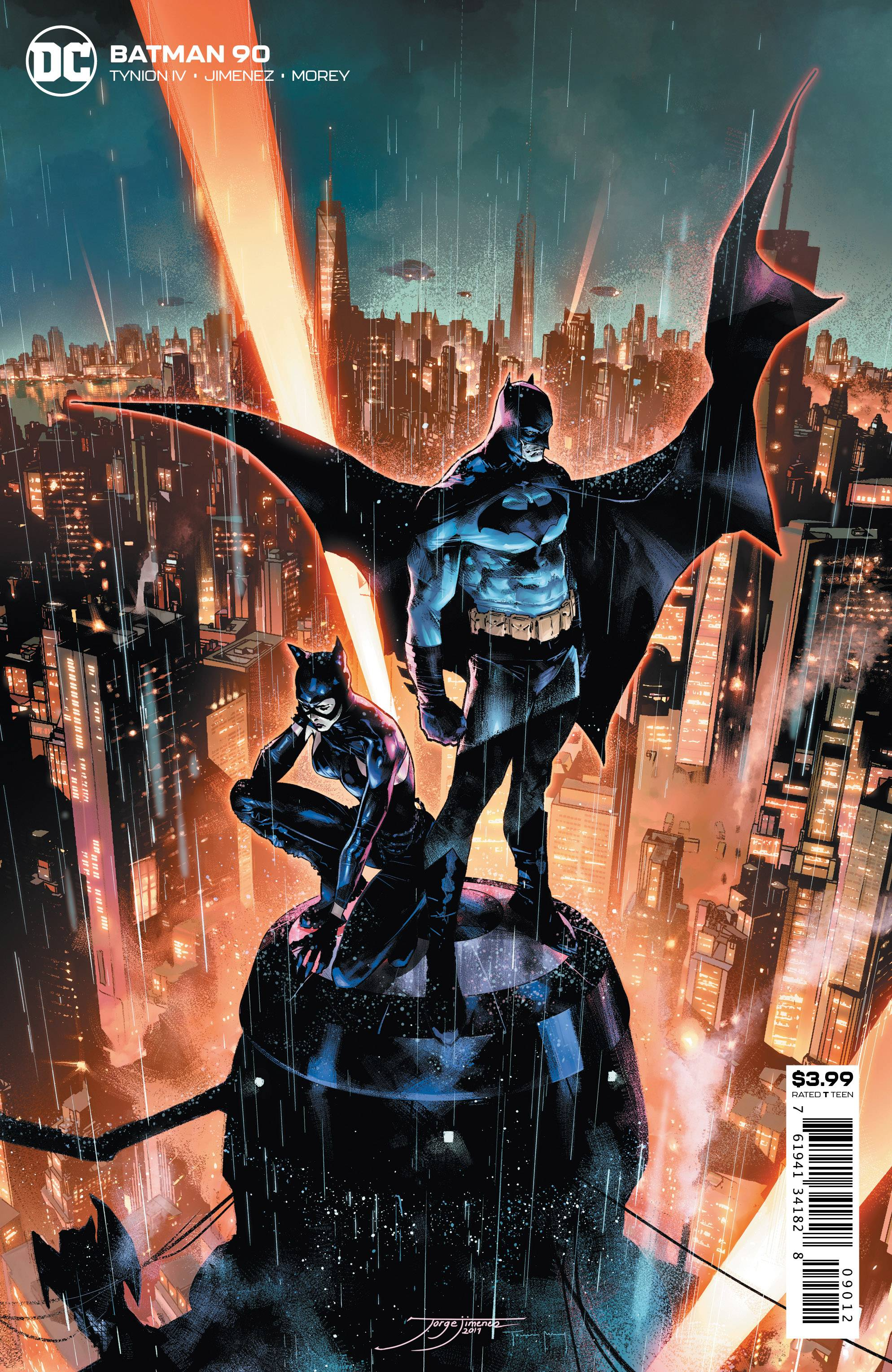 Batman #90 2nd Print