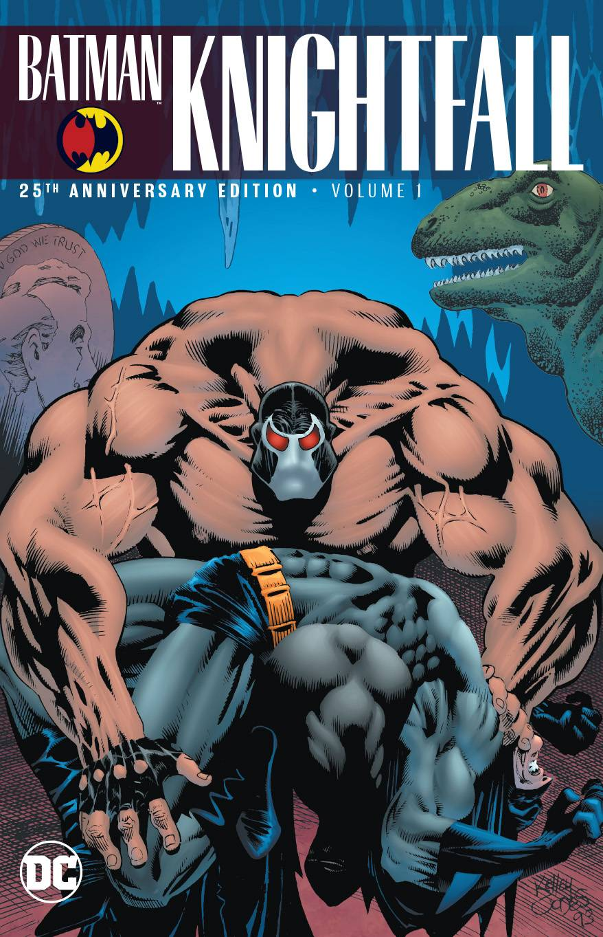 Batman Knightfall TP Vol 1 25th Aniv Ed