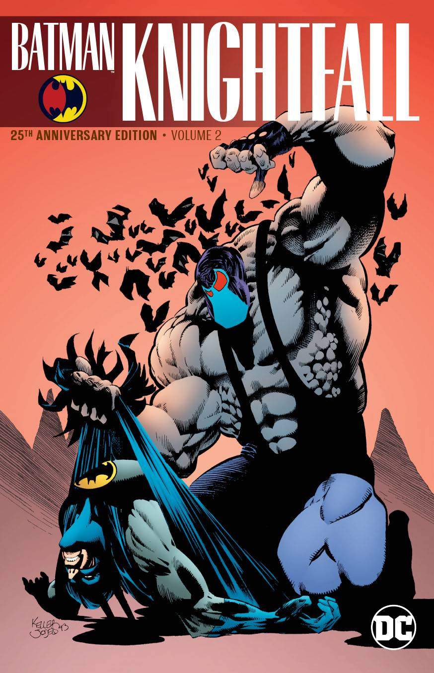 Batman Knightfall TP Vol 2 25th Aniv Ed