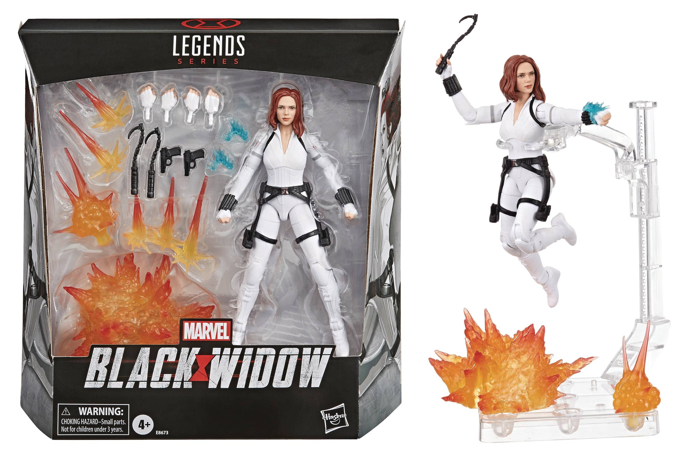 Marvel Legends Black Widow Deluxe Action Figure