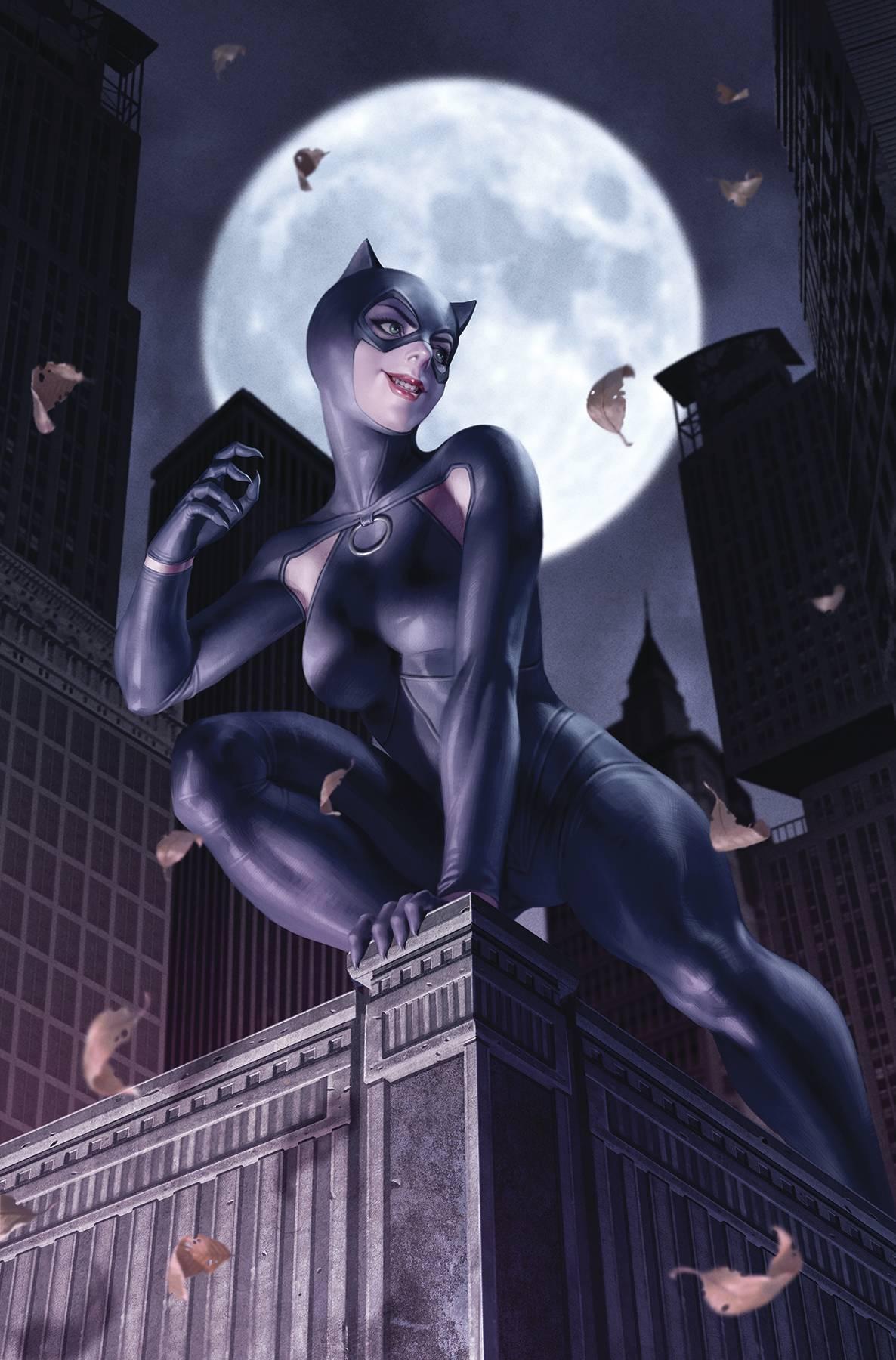 Catwoman #24 Junggeun Var Ed