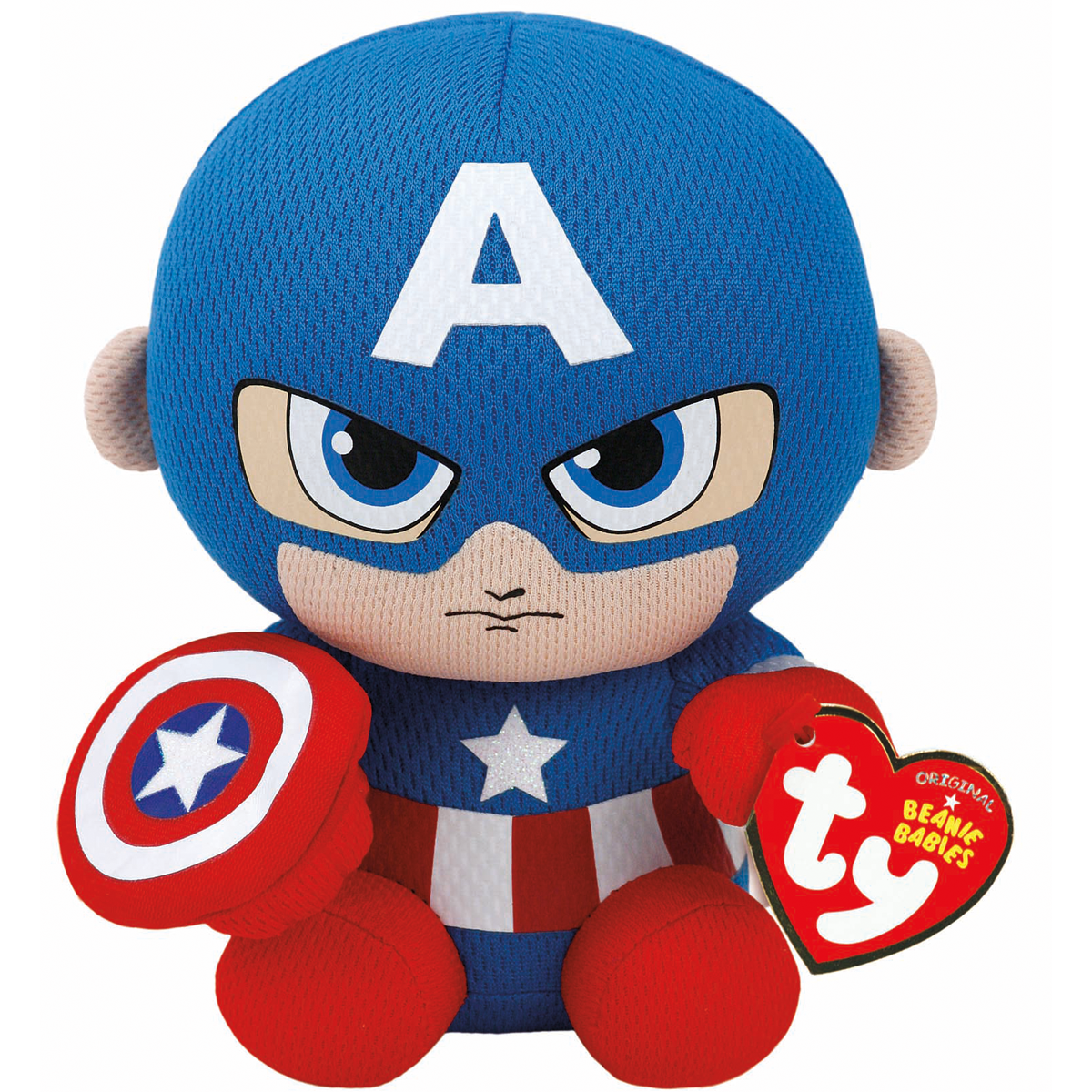 Ty Captain America Plush