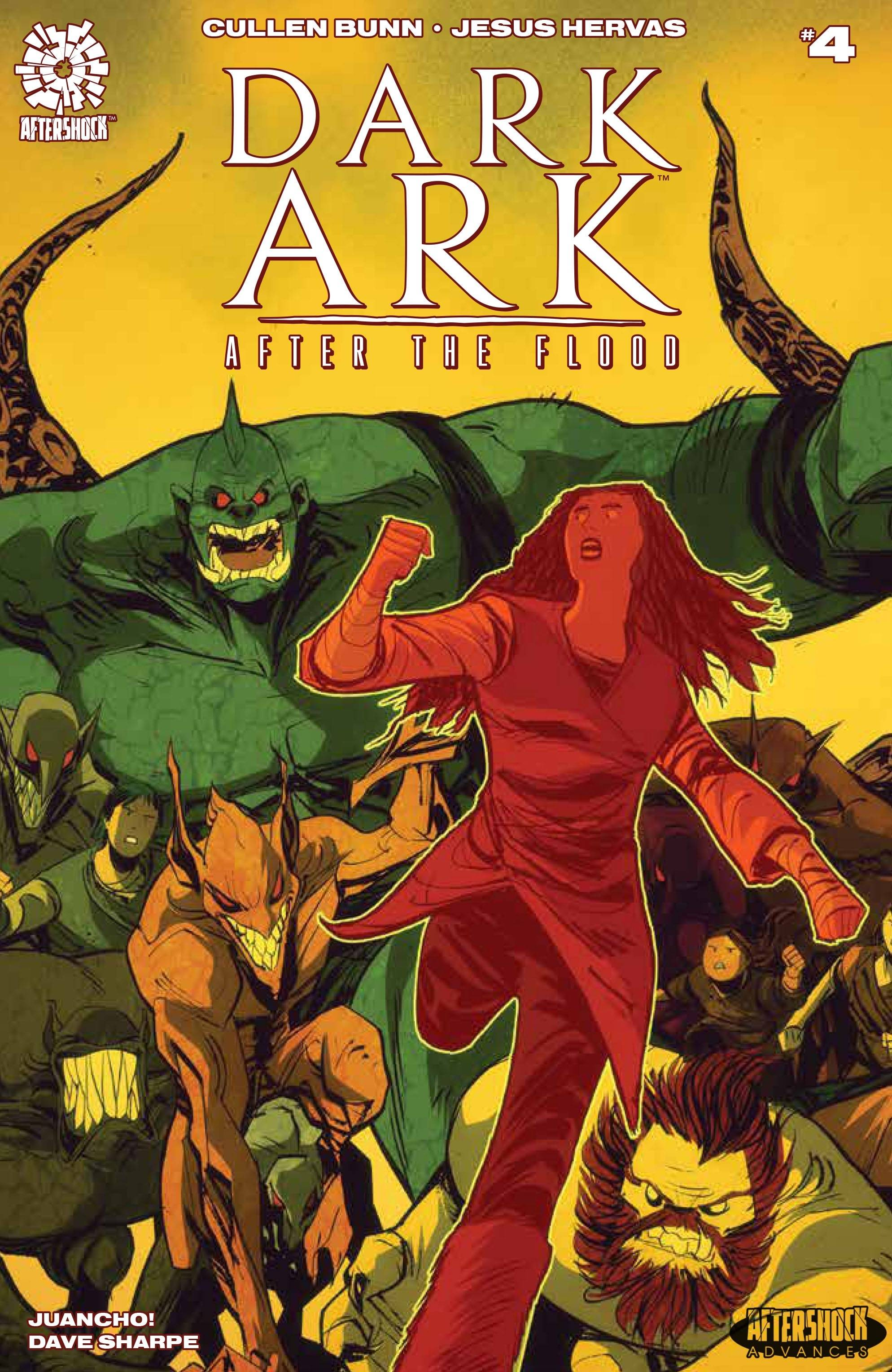 Dark Ark After the Flood #4