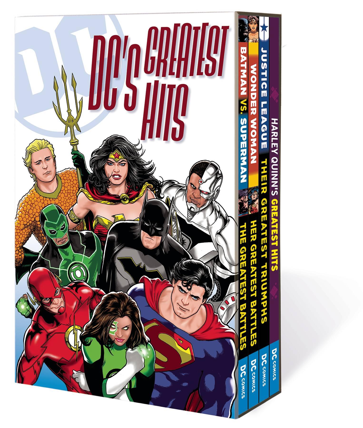 DC Greatest Hits Box Set