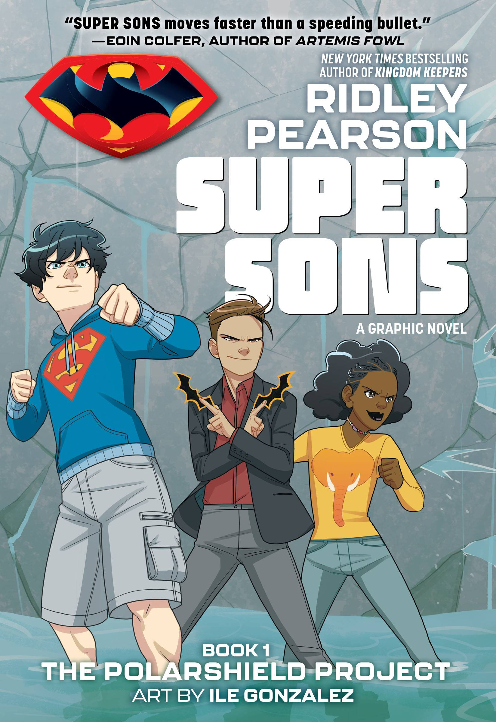 Super Sons TP Book 1 The Polarshield Project DC Zoom
