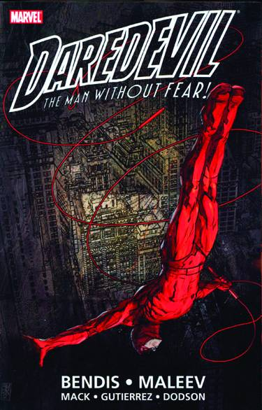 Daredevil: Ultimate Collection Vol. 1 Bendis Maleev