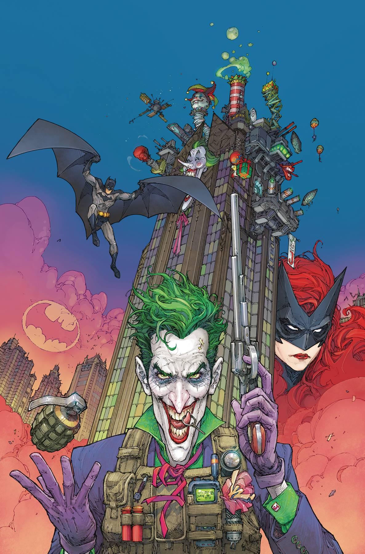 Batman Detective Comics #1025