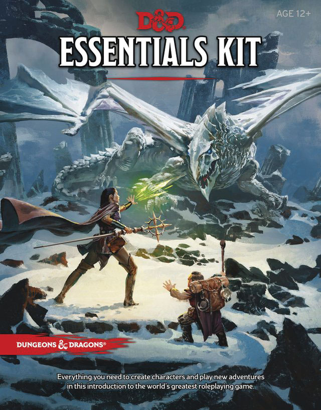 Dungeons & Dragons RPG: Essential's Kit