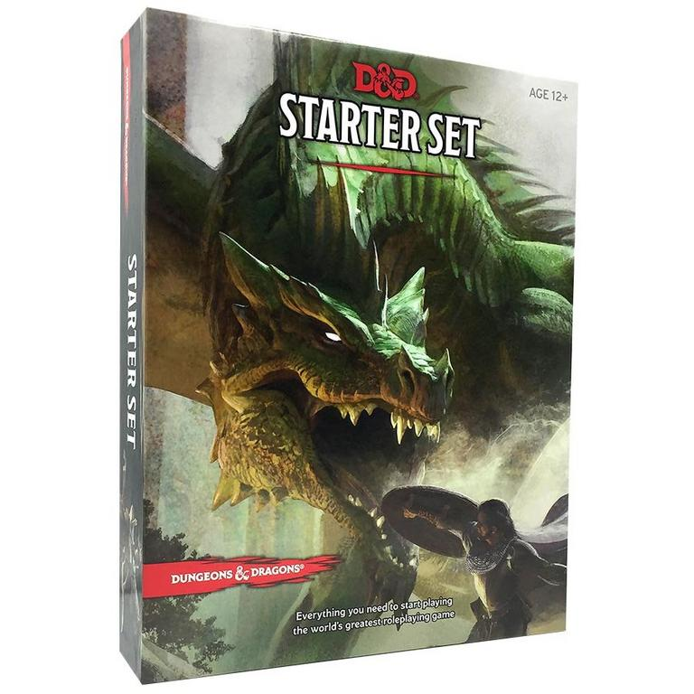 Dungeons & Dragons RPG: Starter Set