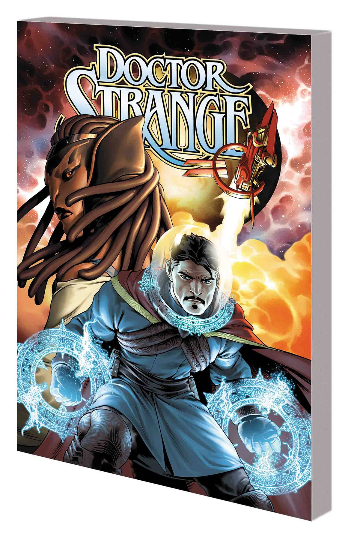 Doctor Strange TP Vol. 1 Across the Universe