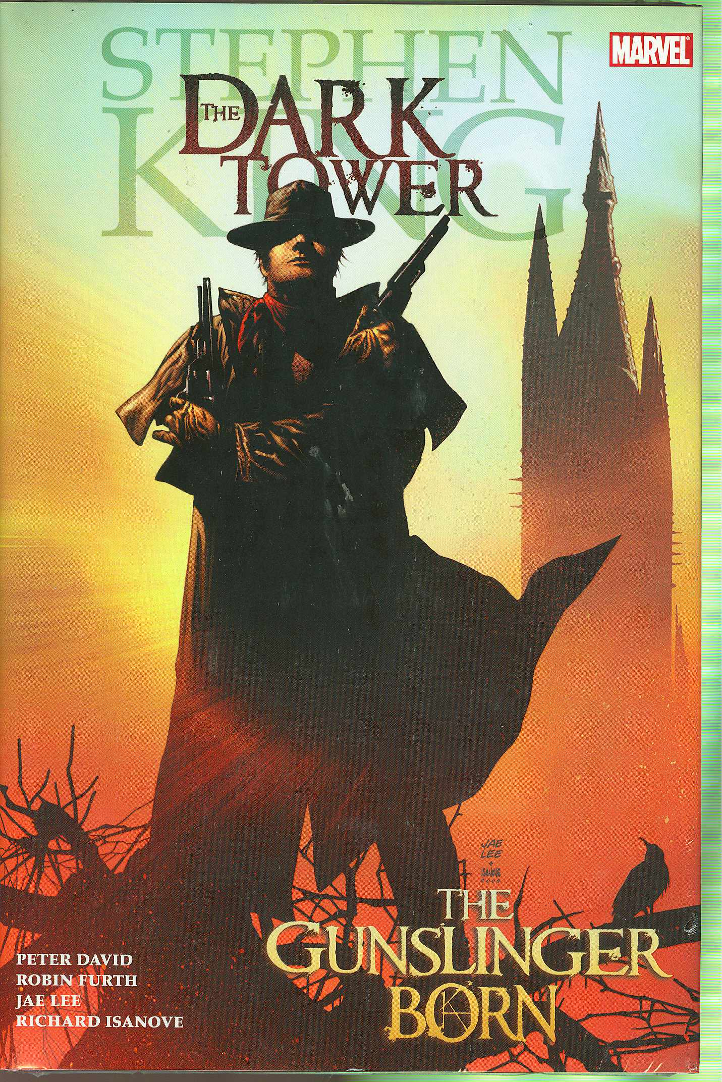 Dark Tower: Gunslinger Born HC GN