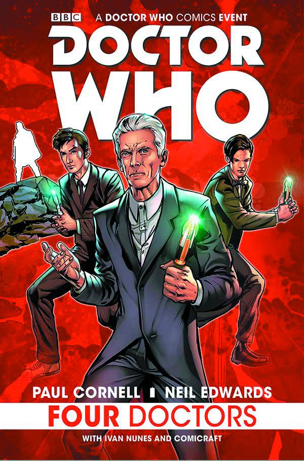 Doctor Who Four Doctors HC