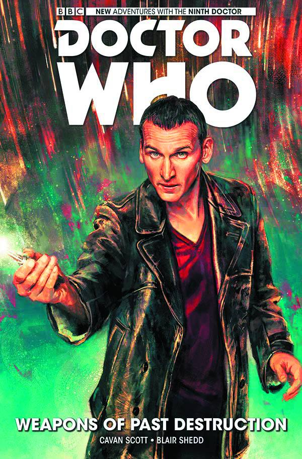 Doctor Who 9th Doctor HC Vol. 1 Weapons of Past Destruction