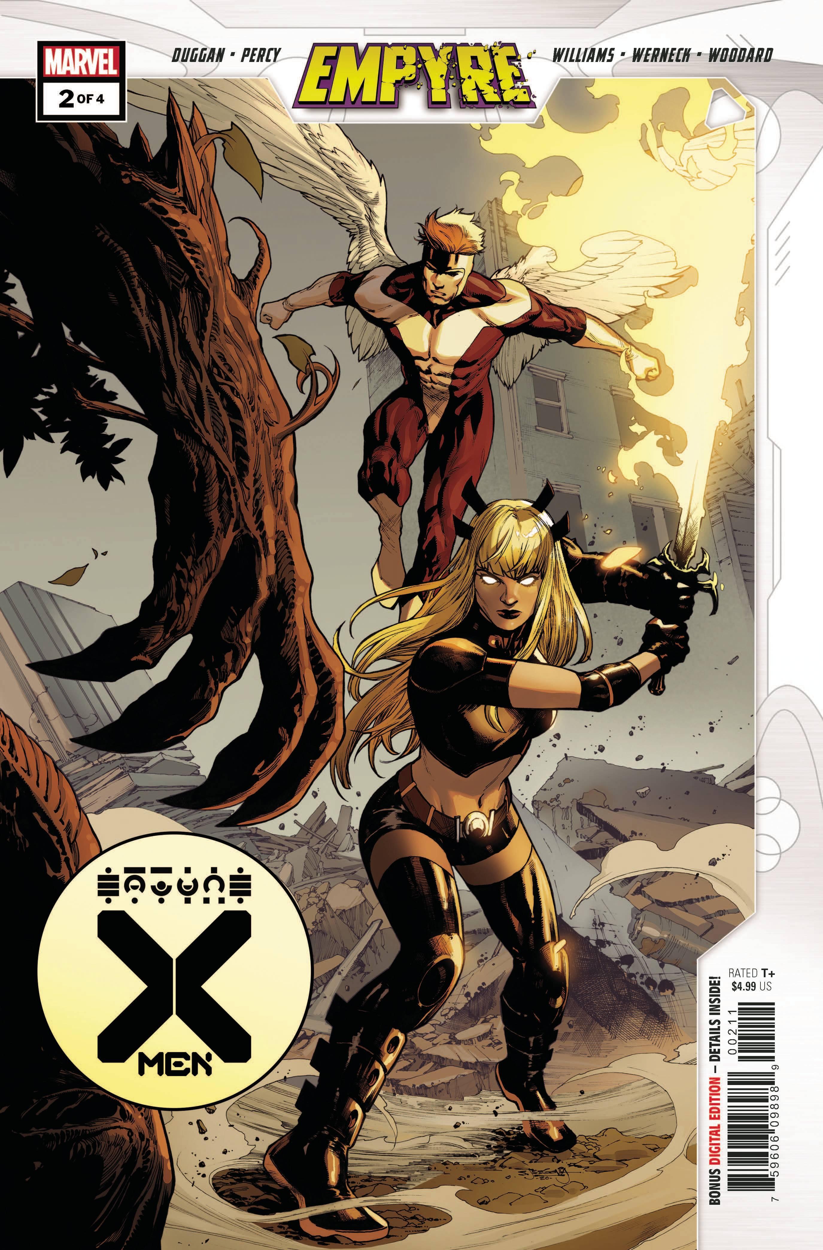 Empyre X-Men #2