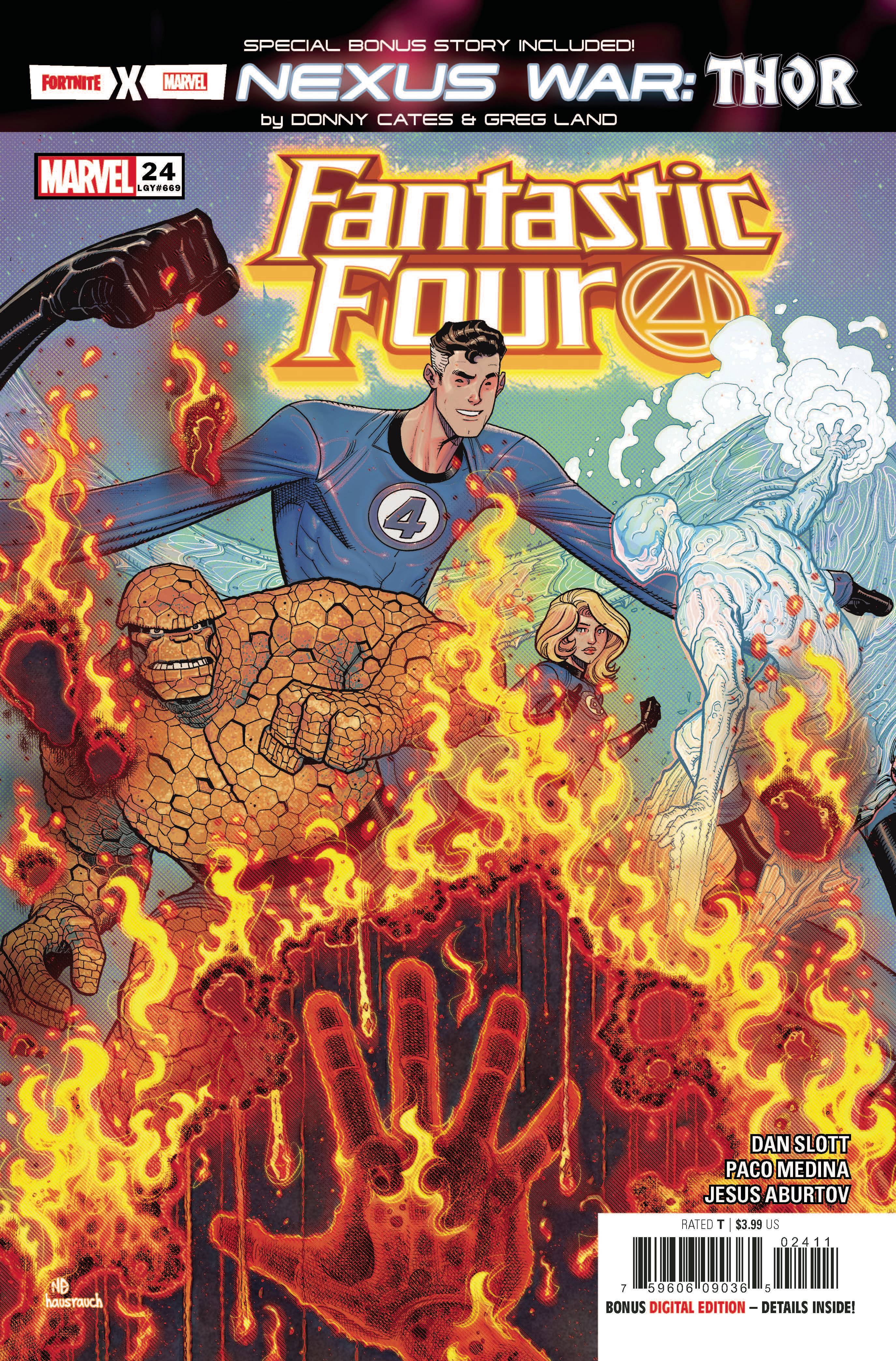 Fantastic Four #24