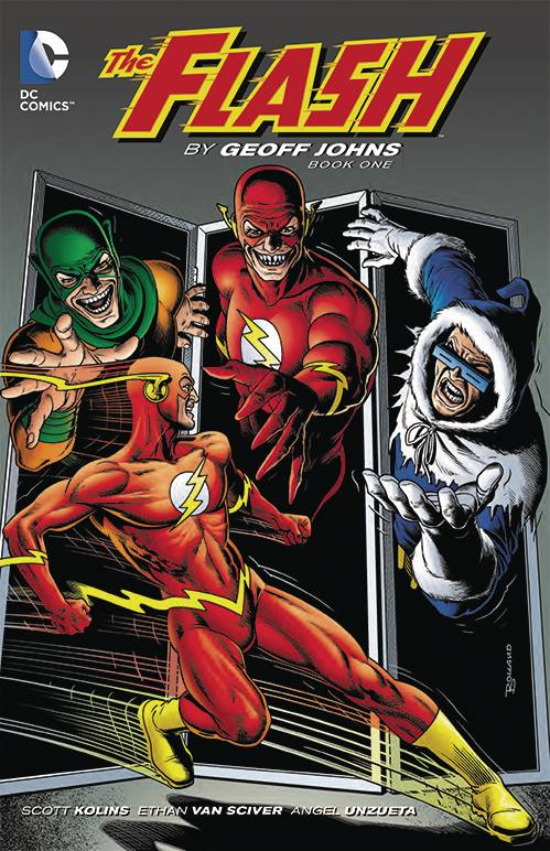 Flash by Geoff Johns TP Book 1