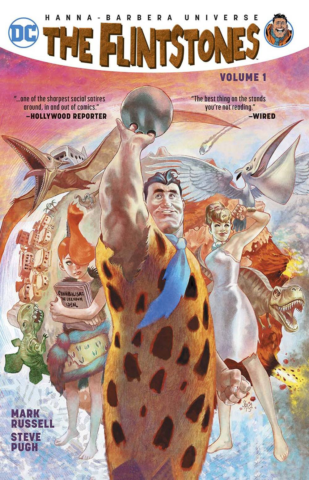 The Flintstones TP Vol. 1
