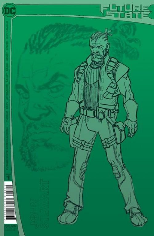 Future State: Green Lantern #1 2nd Print