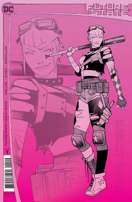 Future State: Harley Quinn #1 2nd Print