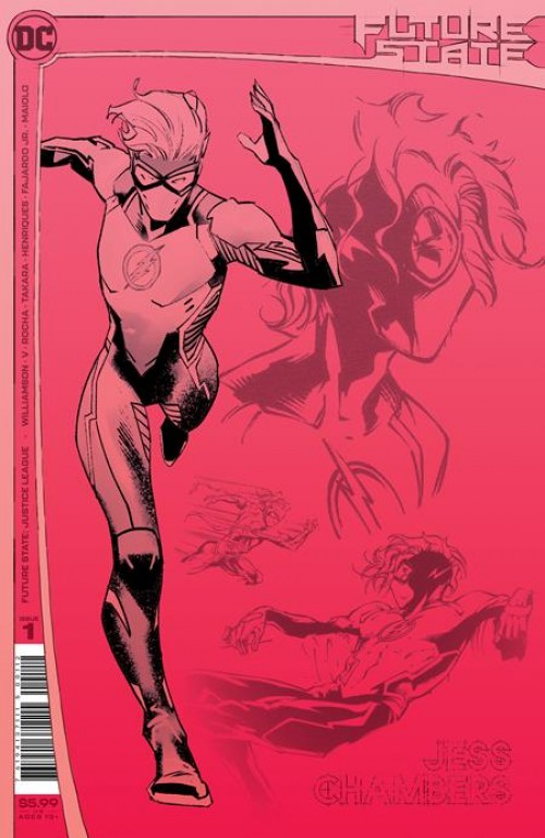 Future State: Justice League #1 2nd Print