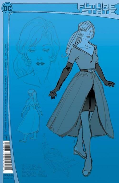 Future State: Kara Zor-El, Superwoman #1 2nd Print