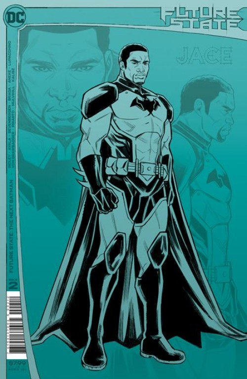 Future State: The Next Batman #2 2nd Print