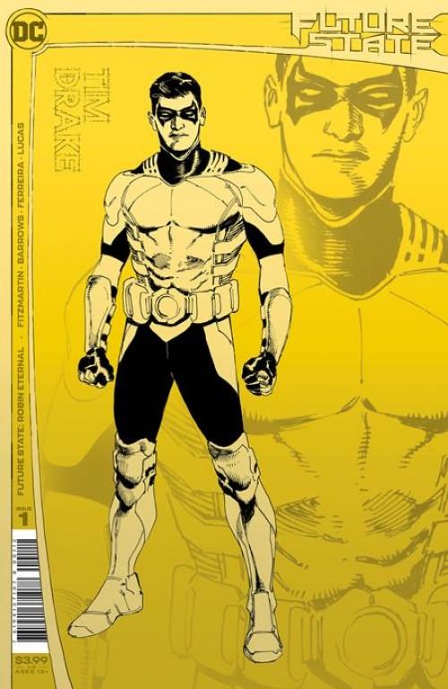 Future State: Robin Eternal #1 2nd Print